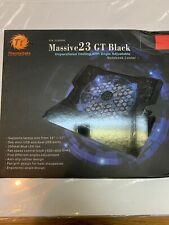 Thermaltake CLN0020 Massive23 GT Black Notebook Cooler New