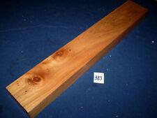 Ulme  Brett  Holzarbeiten  480 x 75 x 36 mm  Nr. 983