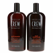 American Crew Daily Shampoo & Conditioner Combo Pack 33.8 oz.