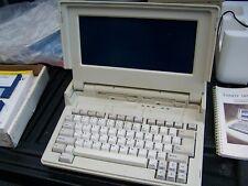 Tandy 1400 LT 640K  in Original Box, powers on