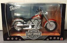 Harley Davidson Barbie Fat boy Motorcycle 1999