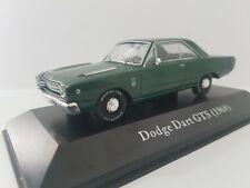Dodge Dart GTS (1968) autos Memorables Mexico 1/43