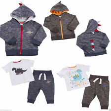 Dinosaurs 100% Cotton Clothing (0-24 Months) for Boys