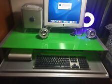 "Apple Power Mac G4 Cube 450MHZ 20GB 15"" Monitor  Speakers Mouse Power"