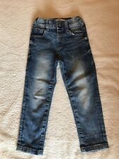 Marks And Spencer Girls Light Blue Denim Jeans Age 2-3 Years