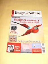Image & Nature N°27 décembre 2009