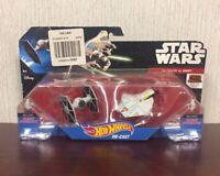 Hot Wheels Star Wars Rebels Starships Tie Fighter vs. Ghost