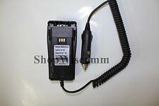 Battery Eliminator for Motorola CP200 CP200XLS PR400 & More *NEW* Ham *Free Ship