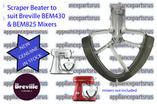 Breville Bakery Boss™ Scraper Beater BEM825 BEM430 - BEM825BAL/07 - NEW GENUINE