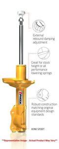 KONI For 2014 - 2018 Mazda 3 Sport Rear Shock Absorber - 8040 1422SPORT