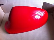 10-15 POWER RED GENUINE VAUXHALL MK6 ASTRA J GTC SRI N/S DOOR WING MIRROR COVER