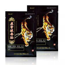 Lot 16 patchs baume du tigre anti-douleur chauffant . Livraison express
