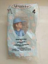 2005 McDonalds Madame Alexander TEAM MATES BOY #4 New Sealed in bag
