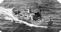 6x4 Gloss Photo wwAB2 Normandy Naval Photo HMS Royal Ulsterman