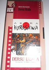 VHS Dersu Uzala AKIRA KUROSAWA Cinema Orientale Giapponese Giappone