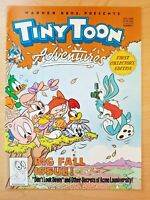 Tiny Toon Adventures magazine issue #1 - October 1990 (Poster still attached)