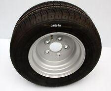 Komplettrad 195/55 R 10C 98/96N  Ersatzrad Anhänger Security Reifen Humbaur