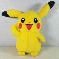 """Pokemon Pikachu Plush Stuffed Doll Toy 9"""" Tall"""