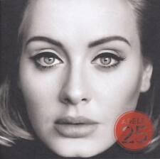 Adele - 25/XL RECORDINGS CD 2015