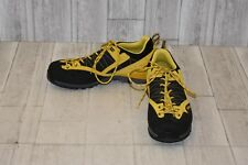 Asolo- Magix Athletic Shoes, Men's SIze 8, Black/Yellow