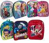Boys Girls Character Backpack Kids School Bag Travel Nursery Rucksack