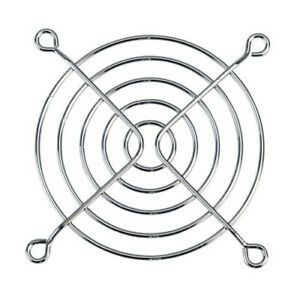 *UK STOCK - FG80M - METAL FINGER GUARD FOR 80mm AXIAL FANS