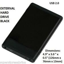 160 GB ESTERNO USB HARD DRIVE PORTATILE TASCA HDD PS3 Laptop Computer Desktop