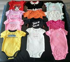 Huge Lot- 47Pc 6-9 Month 6M 9M Summer Baby Girl Clothes