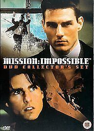 , Mission: Impossible 1 and 2 [Collector's Set] [DVD] [1996], Very Good, DVD