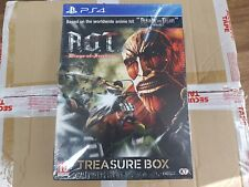 A.O.T Attack on Titan Wings of Freedom Treasure Box - PS4 - Brand New & Sealed