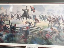 Mort Kunstler Grandest Charge Ever Seen Unframed Lt Ed  Civil War Print S/N