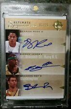 LeBron James Original Single NBA Basketball Trading Cards
