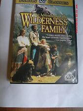 The Adventures of the Wilderness Family DVD