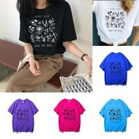 Bees The Vintage Funny Plant These Save Graphic Women Tops T-shirt Harajuku Tees