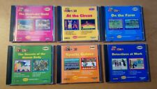 PC Genius Education CD ROMs 1-6