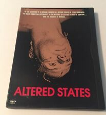 Altered States (DVD, 1998)