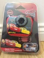 Lexibook Pixar Cars 3 Lightning McQueen 5MP Digital Camera kids