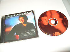 Don McLean - Collection (CD 2000)  cd is excellent condition