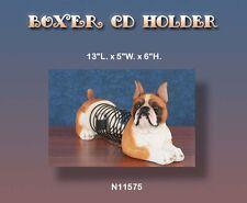 Adorable BOXER Dog CD / DVD Holder