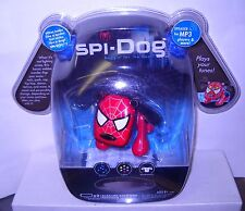 #4607 NRFB Spiderman Spi Dog Speaker for MP3 Players & More