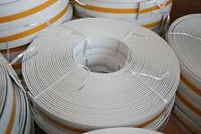 60mm Gummi Riefengummiband Auflagegummi für Glas Stegplatten Lichtplatten 25 m