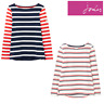 Joules Harbour Long Sleeve Jersey Top **FREE UK Shipping**