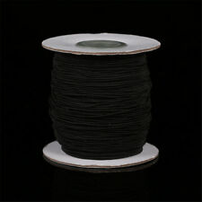 Elastic Bungee Rope Round 1mm,2mm Stretch Beading String Thread Cord Cords