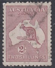 AUSTRALIA, 1915-24. Roo Scott 53, Used