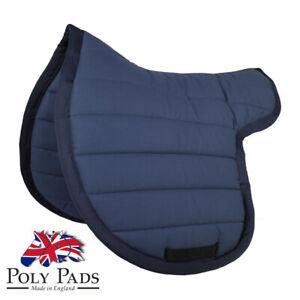 GENUINE PolyPad 'GP Forma' Horse Saddle Pad Numnah Cloth Cob Full Size Single