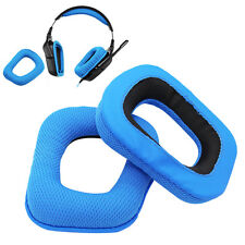 Durable Replacement Ear Pads Cushion for Logitech G35 G930 G430 F450 Headphones
