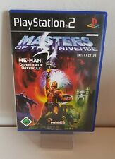 Masters of the Universe he-Man defender of Grayskull Sony PlayStation 2 a5583
