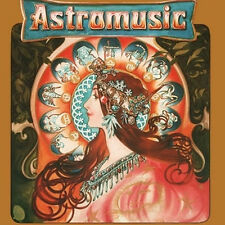 "Marcello Gombini:  ""Astromusic Synthesizer""  (CD Reissue)"