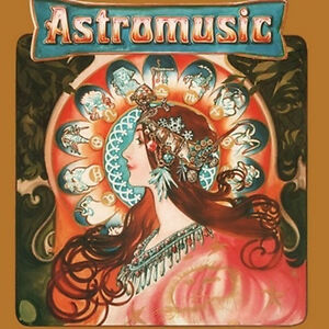 "Marcello Gombini:  ""Astromusic Synthesizer""  (CD Reissue)"