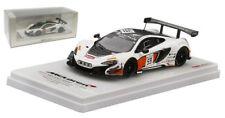 TrueScale Miniatures 1/43 McLaren 650 S Gt3 - 24h De Spa 2015 TSM164329